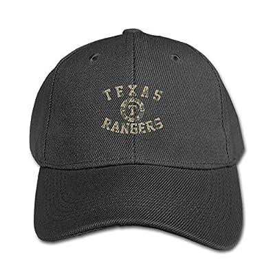Unisex Baby's Texas Rangers Team Camo Logo Design Snapbacks Style Hat
