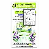 Art Impressions 4053 Watercolor Series WC 2 Set