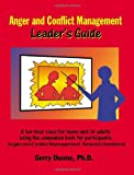 Anger and Conflict Management, Gerry Dunne, 1932181105