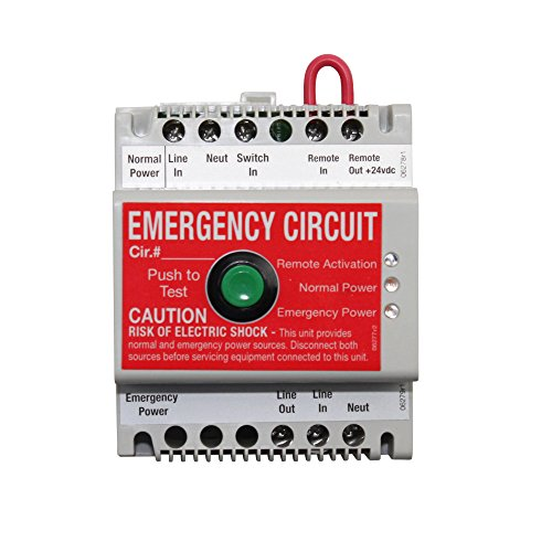 Wattstopper Elcu-100 Emergency Lighting Control Unit 120/277 Vac 50/60 Hz by Watt Stopper