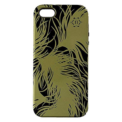 best sneakers 4dffa 55fb6 Amazon.com: Nanette Lepore - Feathers Case for Apple Iphone SE 5 and ...