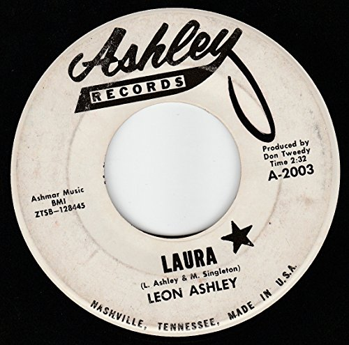45vinylrecord Laura/With The Help Of The Wine (7