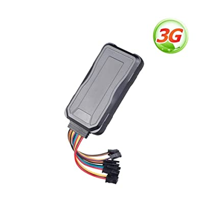 Amazon.com: 3G GPS Tracker Real Time Tracking Device WCDMA ...