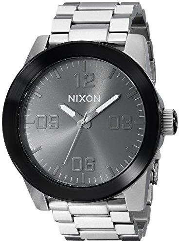 how to adjust nixon rerun watch