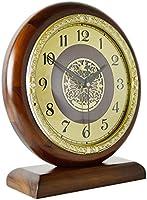 Reloj de mesa retro y reloj de mesa Reloj de mesa, sin marcación ...