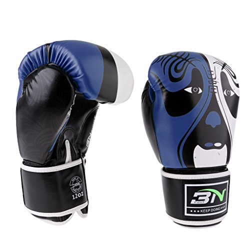 Prettyia Professional Boxing Training Gloves Breathable Kickboxing Karate Mittens Facebook