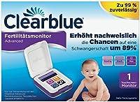 Clearblue Fertilitätsmonitor Advanced, 1 Touchscre
