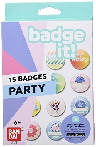 Bandai Badge It Refill-Party, 35412