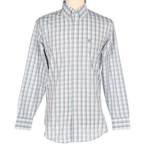 Wrangler Classic Long Sleeve Shirt (White) - 7
