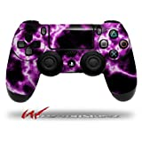 Electrify Hot Pink - Decal Style Wrap Skin fits Sony PS4 Dualshock Controller (CONTROLLER NOT INCLUDED)