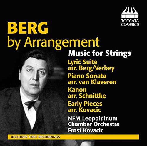 String Arrangement - Berg by Arrangement: Music for Strings