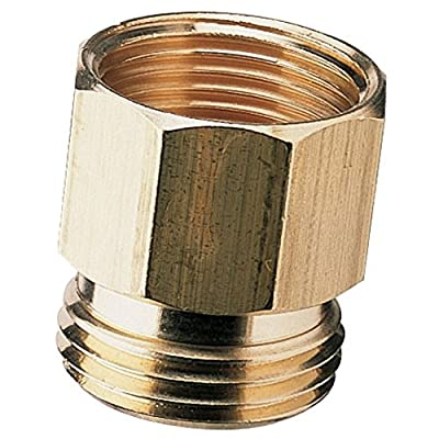 Nelson 50577 Brass Pipe and Hose Fitting