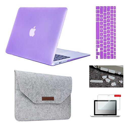 Purple Hardshell Case (MacBook Air 13