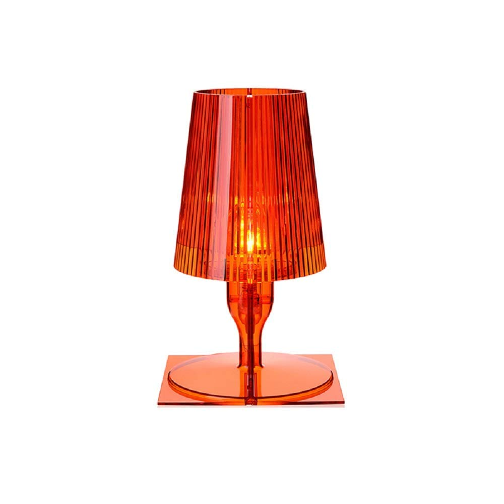 Kartell TAKE lampe ambre