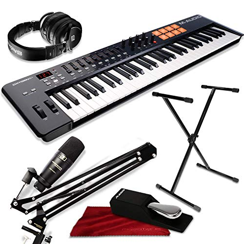 M-Audio Oxygen 61 IV USB MIDI Keyboard Controller with for sale  Delivered anywhere in USA