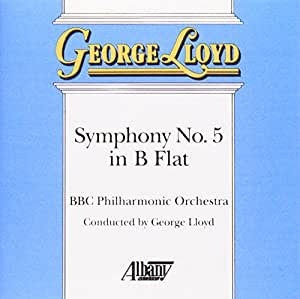 Lloyd: Symphony No. 5 in B flat