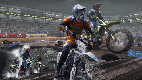 Mx Vs ATV Untamed – Xbox 360