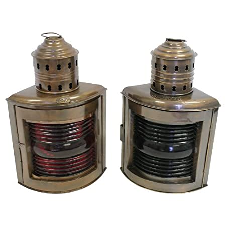 51xz8-x%2Bf2L._SS450_ Nautical Lanterns and Beach Lanterns