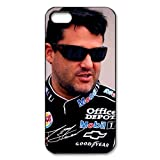 Tony_stewart Hard Back Case Cover for Iphone 5