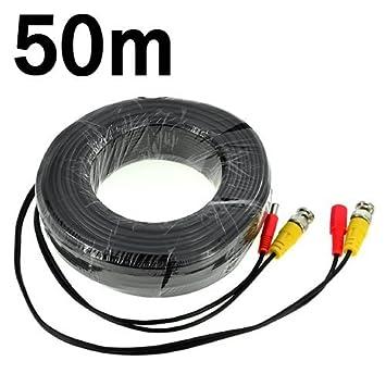 Cable coaxial vídeo y alimentaci&oacute ...
