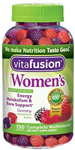 Vitafusion Womens Daily M Size 150ct Vitafusion Womens Daily Multi 150ct
