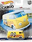 Hot Wheels 2018 Release Cargo Carriers Moon Volkswagen T1 Bus DIE-CAST