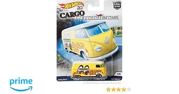 Amazon Com Hot Wheels 2018 Release Cargo Carriers Moon Volkswagen