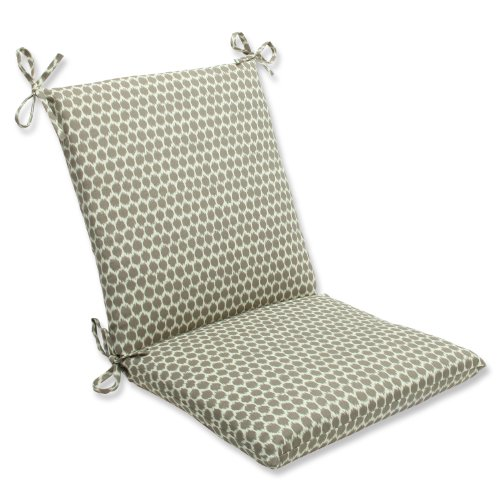 Pillow Perfect Outdoor Seeing Spots Sterling Squared Corners