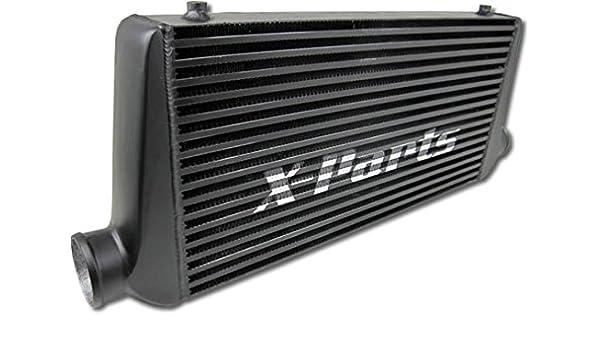 X de Parts HF Ladel UFT enfriador LLK 60 x 30 cm High Flow Power VR6 16 V Turbo G60 G40 TDI: Amazon.es: Coche y moto
