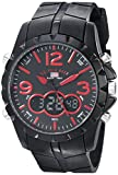 U.S. Polo Assn. Sport Men's US9236 Black Analog Digital Strap Watch