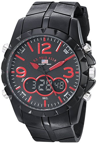U.S. Polo Assn. Sport Men's US9236 Sport Watch
