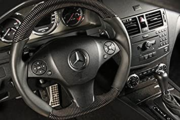 Agency Power AP-204-800 Steering Wheel Sport Design Mercedes-Benz C63 AMG 12-14