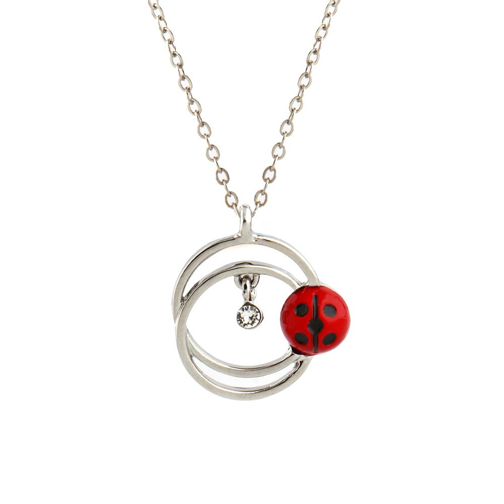 Miraculous Ladybug Costume Pendant, Necklace .Great for Cosplay Gift.