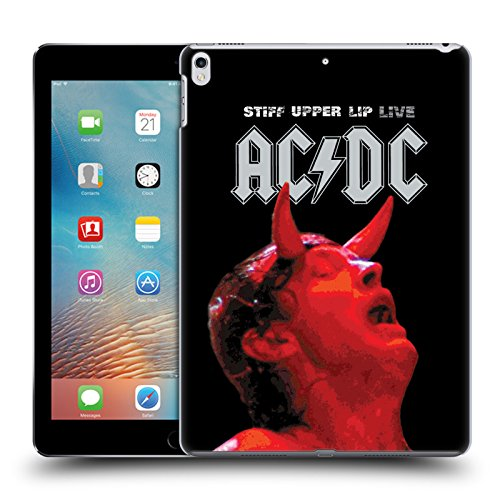 Stiff Upper Lip Live Album Art Hard Back Case for Apple iPad Pro 10.5 (2017) (Ac Dc Stiff Upper Lip Album)