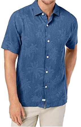 Details about TOMMY BAHAMA Men's M Relaxed Fit Floral Silk Button Hawaiian Shirt