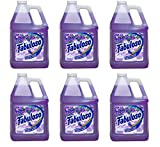 Fabuloso All Purpose Cleaner, Lavender - 128 fluid ounce (Pack of 6)