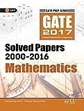 GATE Paper Mathematics 2017( Solved Paper 2000-2016)