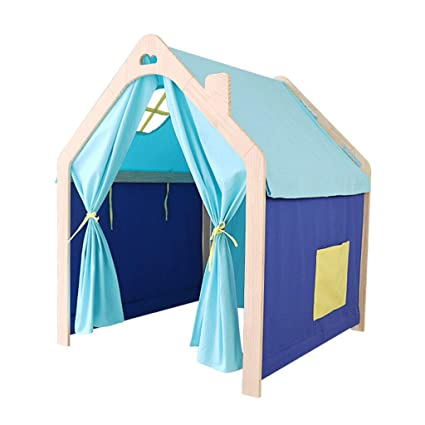 Xing Hua Shop Childrens Tent Game House Castle Home Boys And Girls Toy Wooden