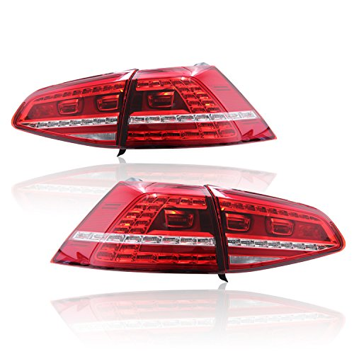 Gti Led Tail Lights Mk7