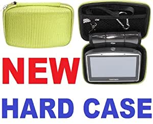 Neewer GREEN Pouch Case For Garmin nuvi 1390T 1300 850 770 750
