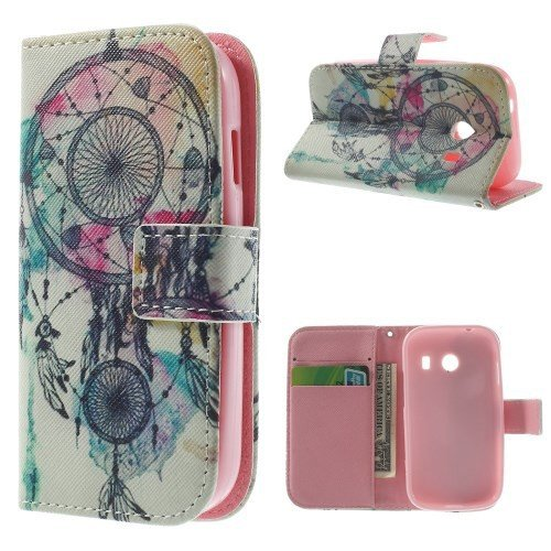 caja del teléfono móvil Business Case Cubierta Samsung Galaxy Ace Style / SM-G310 - Flip Dream Catcher