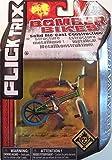 Flick Trix Die-cast Bomber Bikes - Flatware