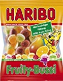 4x Haribo Fruity-Bussi each Bag 200g (German Import)