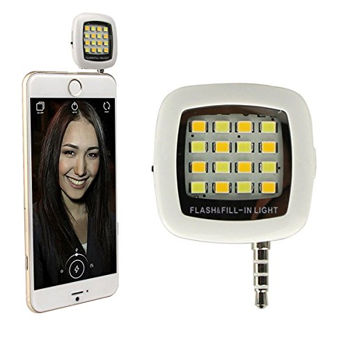 Efanr Cellphone Spotlight Speedlite Smartphone