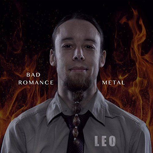 Bad Romance - Metal Cover Bad Album Cover