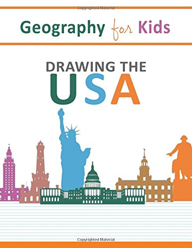 Geography for Kids: US Geography Workbook: Learning the 50 States ...
