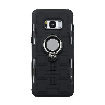 Funda Galaxy S8 Plus, Carcasa Ligera Bumper Silicona Suave ...