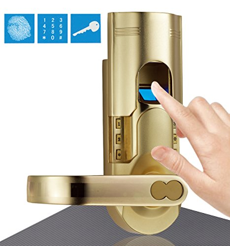 Digi Electronic Biometric Fingerprint Door Lock Keypad