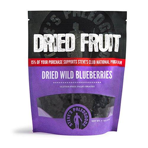 Steves PaleoGoods Dried Fruit Blueberries product image
