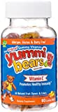 Yummi Bears Vitamin C Supplement for Kids, 60 Count